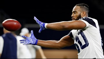 Dallas Cowboys TE Rico Gathers suspended for violating NFL's substance abuse policy