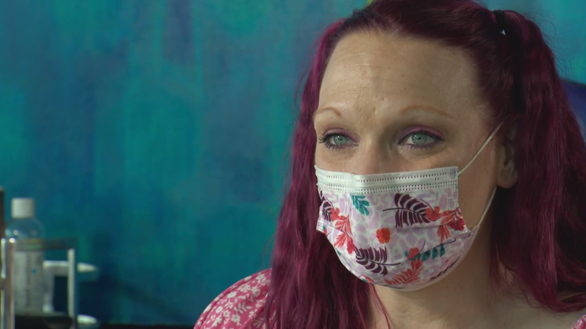 She miscarried while in custody in Collin County. Now she's suing, claiming a lack of medical care