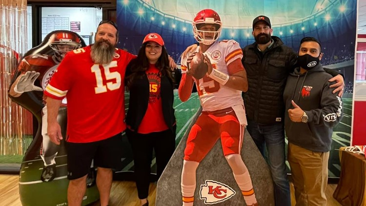 Whitehouse, Texas cheers on hometown hero Patrick Mahomes in second straight Super Bowl