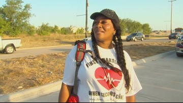 Grieving Fort Worth mother teaches others life-saving skills after losing her teen son