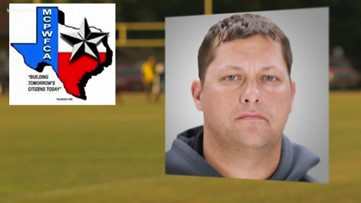 Registered sex offender slipped through background check process in pee-wee football league, coach claims