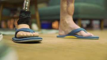 Freedom Flops: Why a pair of sandals is actually a really big deal