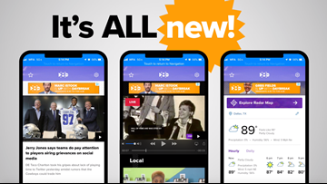 WFAA has a new app, download it here
