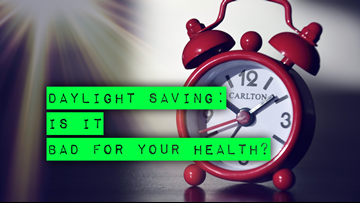 More heart attacks, strokes and fatal crashes. Thanks, Daylight Saving Time.