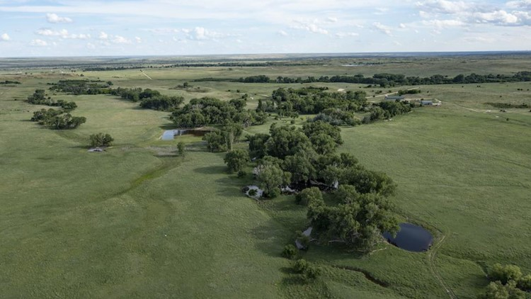 PHOTOS: 80,000-acre Turkey Track Ranch, 'Oasis of the Panhandle,' hits market at $200M