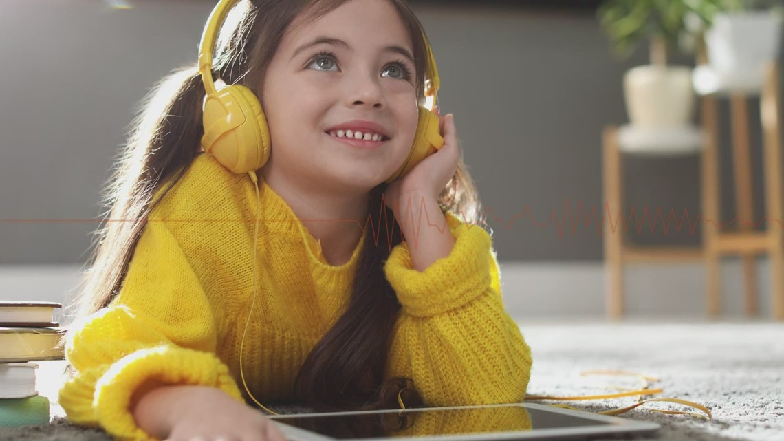 What parents need to know about headphones and hearing loss in children