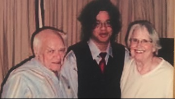 Farmersville couple, married nearly 60 years, die in house fire