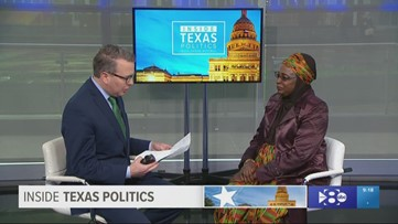 Inside Texas Politics: Civil rights activist Deanna Moton leading effort to get more black people to the polls