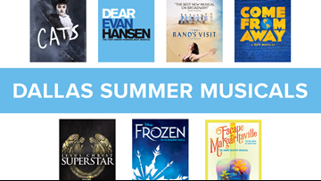 Enter to win a Dallas Summer Musicals Season Subscription