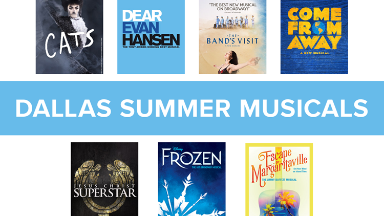 Enter to win 2 Dallas Summer Musicals Season Subscriptions