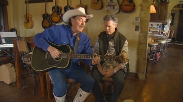 Country legend Randy Travis releases song recorded before 2013 stroke