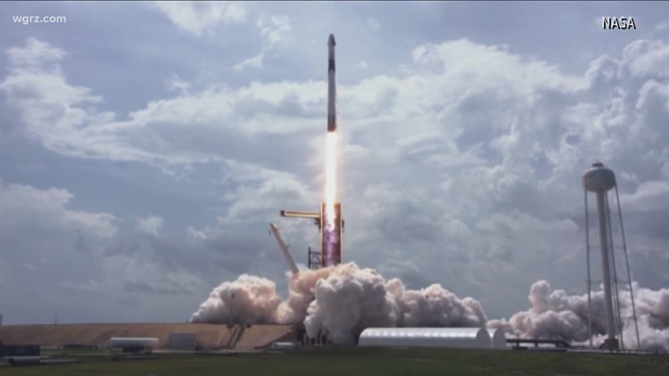 NASA and SpaceX launching new era of space exploration with first fully crewed commercial mission
