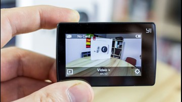Turn your smartphone into a 4K action cam