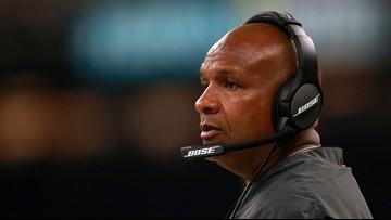 Cleveland Browns fire head coach Hue Jackson, offensive coordinator Todd Haley