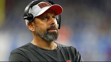 Cleveland Browns fire offensive coordinator Todd Haley