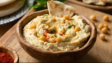 Dozens of hummus products voluntary recalled nationwide amid Listeria concerns