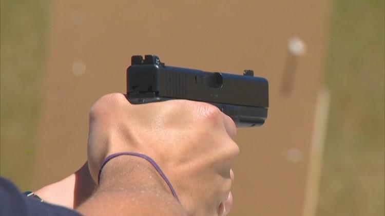 Texas House passes permitless handgun carry bill