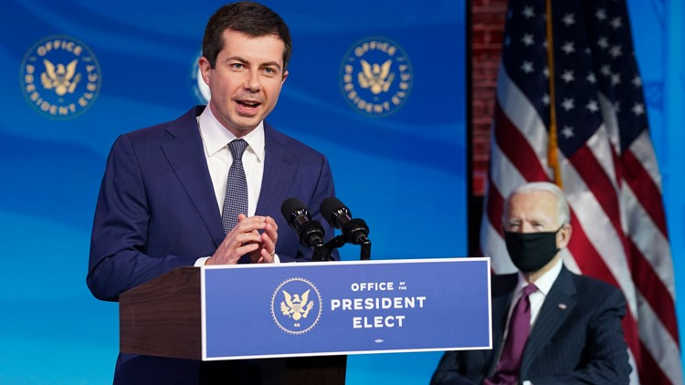 Delta CEO blasts Buttigieg announcement floating COVID-19 testing requirement for US flights