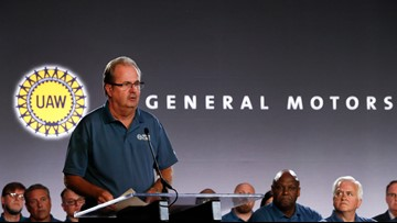 The Latest: GM, UAW to resume talks; strike still planned