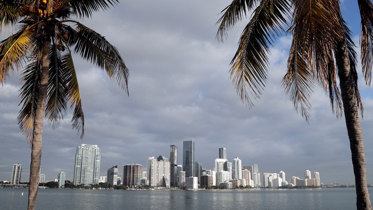 Miami went 7 weeks without a murder for the first time since 1957