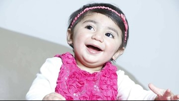 Some of the rarest blood in the world is needed to save a 2-year-old Florida girl
