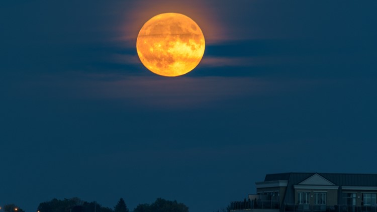 What is a Hunter's moon?