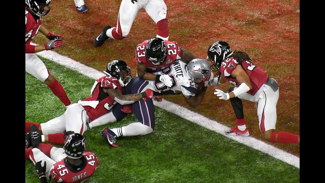 Photos Touchdowns In Super Bowl Li Wfaa Com