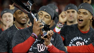 What Astros fans should know about the Washington Nationals before the World Series