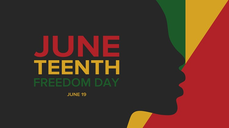 'We are living in a perpetual Juneteenth': It's a day to celebrate the end of slavery, but there's still work to be done