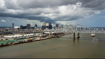 Mississippi River now forecast only to reach 19 feet