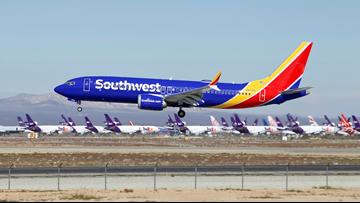 Boeing 737 MAX 8 plane makes emergency landing in Orlando