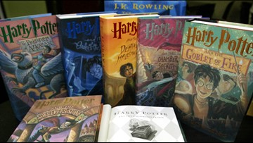 Nashville Catholic school removes Harry Potter books due to 'actual curses and spells,' reverend says