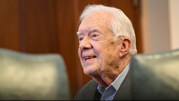 Jimmy Carter released from hospital, spokesperson says