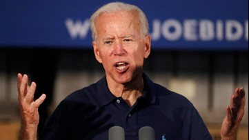 Joe Biden draws line against progressives on health care